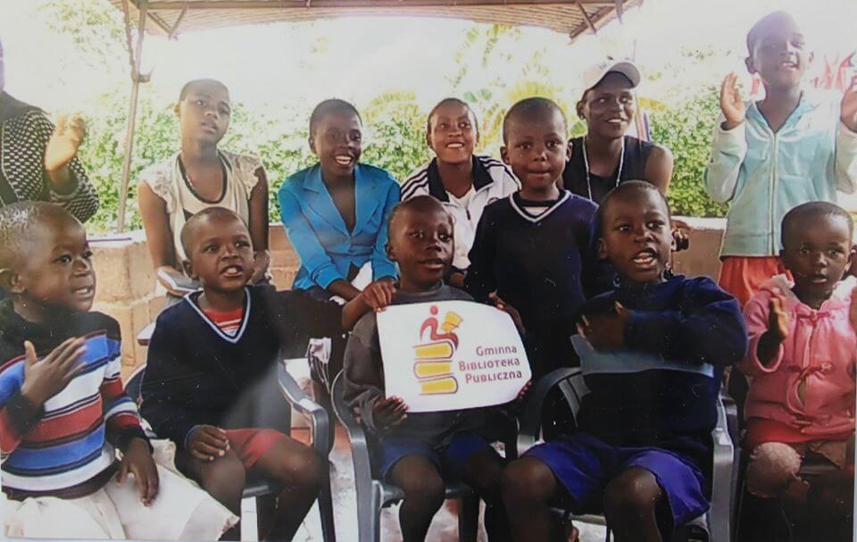 Dzieci zZimbabwe