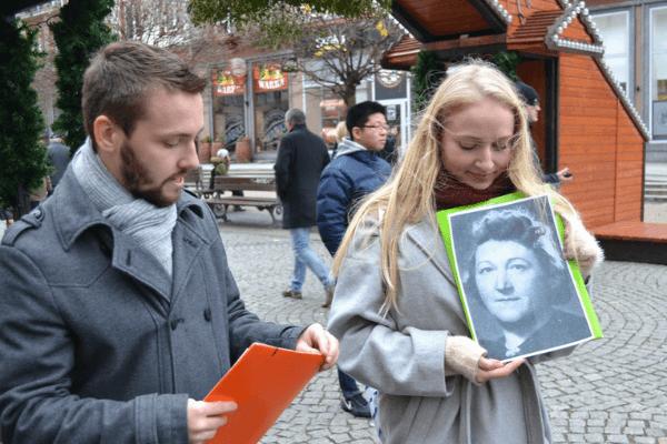 Ada Klimaszewska Spacer herstoryczny Franciszka Platówna-Rotter