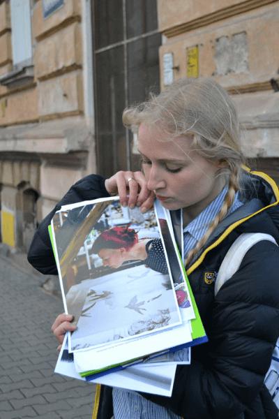 Ada Klimaszewska Spacer herstoryczny