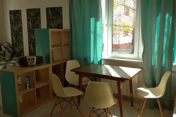Najpierw Mieszkanie